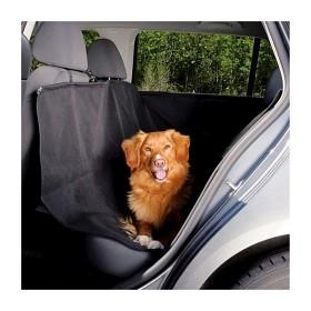 Bild på Trixie auton takapenkinsuoja 2in1
