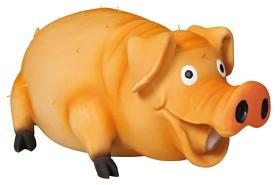 Bild på Trixie -koiranlelu, lateksinen possu, 21 cm