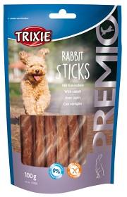 Bild på Trixie Premio Rabbit Sticks -herkkutikut, 100 g