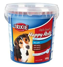 Bild på Trixie Soft Snack Happy Rolls -koiranherkku, 500 g