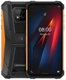 Bild på Ulefone Armor 8 Pro -älypuhelin, musta/oranssi