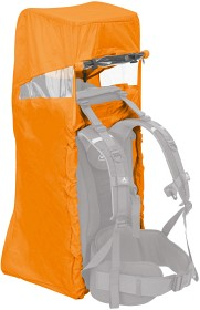 Bild på Vaude Big Raincover Shuttle -rinkan sadesuojus oranssi
