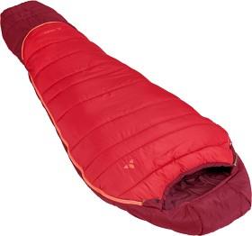 Bild på Vaude Kobel Adjust 500 SYN -lasten makuupussi, tummanpunainen