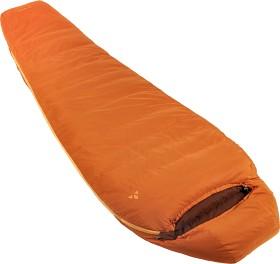Bild på Vaude Marwees 300 XL DWN -untuvamakuupussi, vasen, oranssi