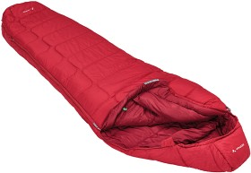 Bild på Vaude Sioux 800 SYN -makuupussi tummanpunainen