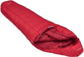 Bild på Vaude Sioux 800 S SYN  -makuupussi, tummanpunainen