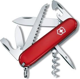 Bild på Victorinox Camper -monitoimityökalu, punainen