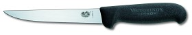 Bild på Victorinox Bouneri -leveäteräinen lihankäsittelyveitsi, suora, 15 cm, musta