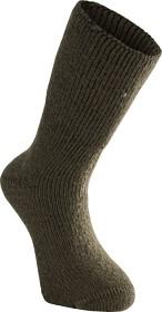 Bild på Woolpower Socks 600 Unisex Pine Green
