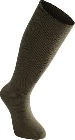 Bild på Woolpower Socks Knee-High 600 Unisex Pine Green