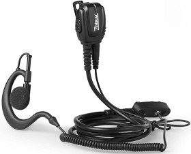 Bild på Zodiac Flex -kuulokemikrofoni Teampro waterproof radiolle